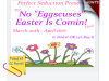 "No ""Eggscuses"" Easter Is Comin!"