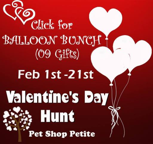 Valentine's Day Hunt 0201-0221