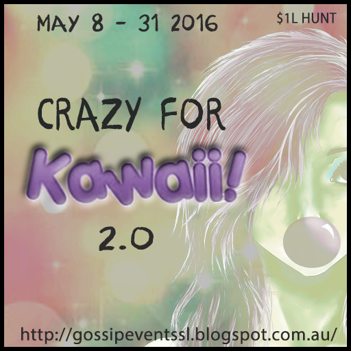 Crazy For Kawaii 2.0 0408-0431