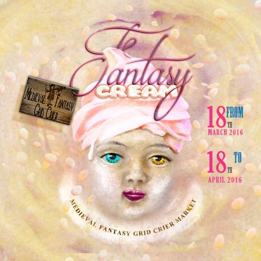 Fantasy Cream 0318-0418