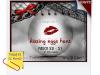 Kissing eggs hunt2016