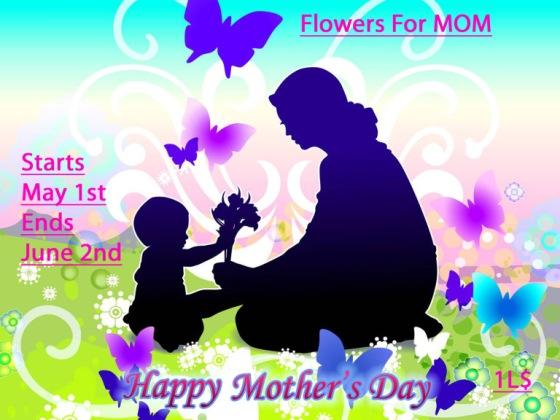 Flowers For Mom 0501-0602