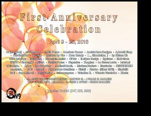 On9 First Anniversary Celebration 0409-0428
