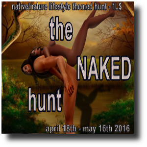 The Naked Hunt 0418-0518