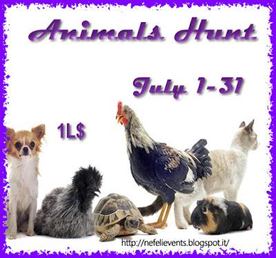 Animals Hunt 0701-0731