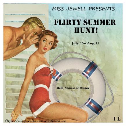 Flirty Summer Hunt 0715-0815