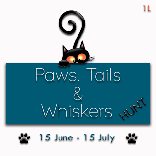 Paws, Tails & Whiskers 0615-0715