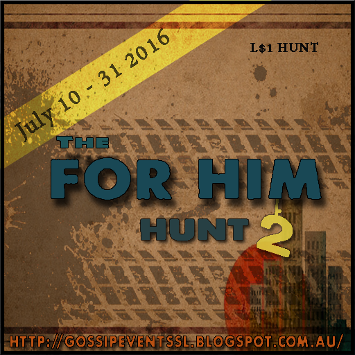 The for Him Hunt 2 0710-0731