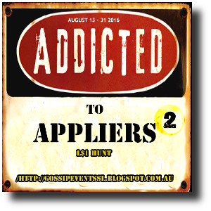 Addicted To Appliers 2 0813-0831