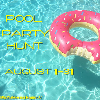 Pool Party Hunt 0801-0831