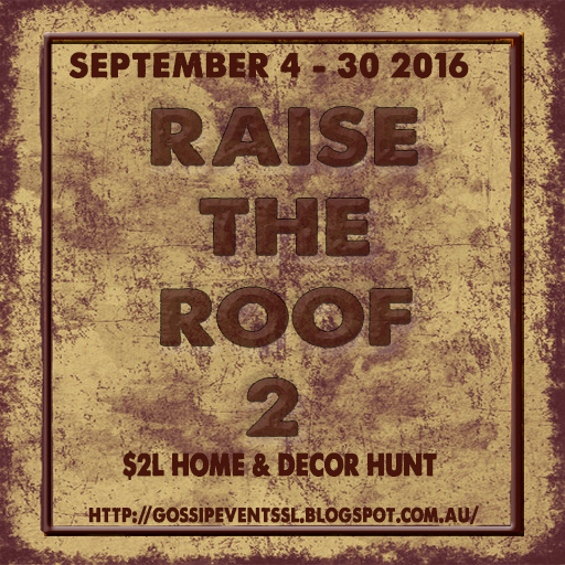 Raise The Roof 2 0904-1930