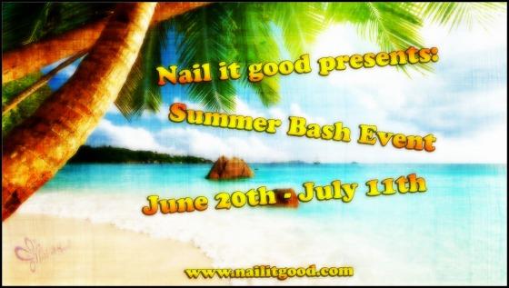 Summer Bash Event 0620-0711