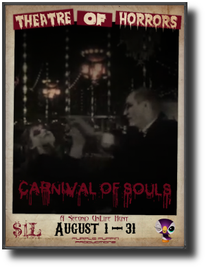 Carnival Of Souls 0801-0831