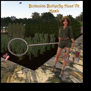Botanica Butterfly Hunt 08166-1001