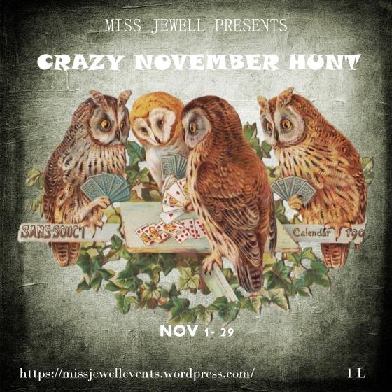 Crazy November Hunt 1101-1129