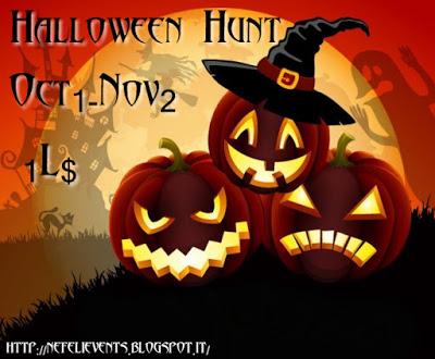Halloween Hunt 1001-1102