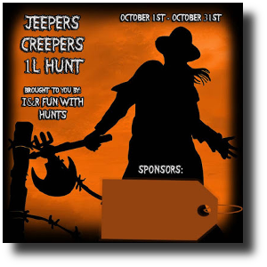 Jeepers Creepers 1001-1031
