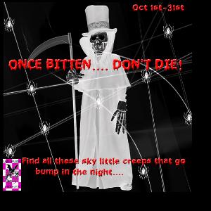Once Bitten... Don't Bite 1001-1031