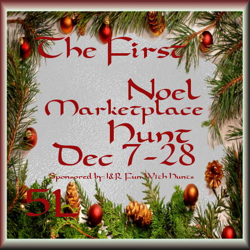 The First Noel Marketplace Hunt 1207-1228
