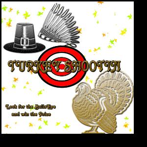 Turkey Shootin 1101-1130