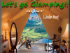 Let's go Glamping! A Cookie Jar Home & Garden Hunt